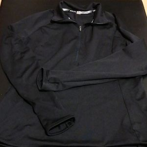 Longshirts 1/4 Zip up front